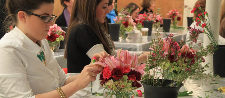 Cass School Of Floral Design